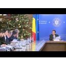 Declarații susținute de premierul Ludovic Orban și de membri ai Executivului la începutul şedinţei de guvern